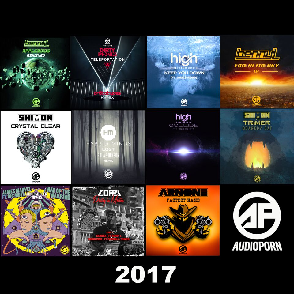 Audioporn 2017 Mini Mix