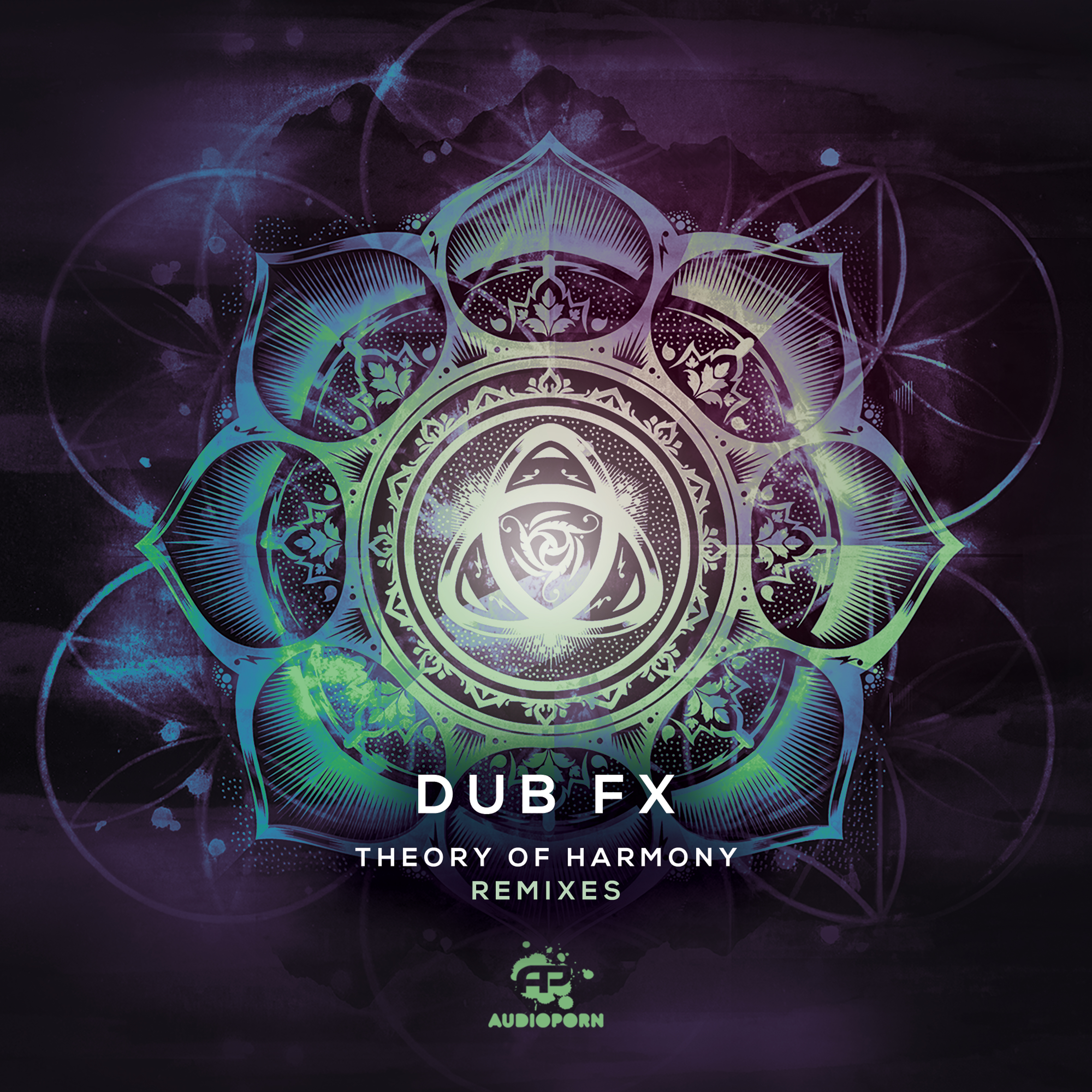 Dub FX - 'Theory Of Harmony Remixes LP' [APORN0LP003]