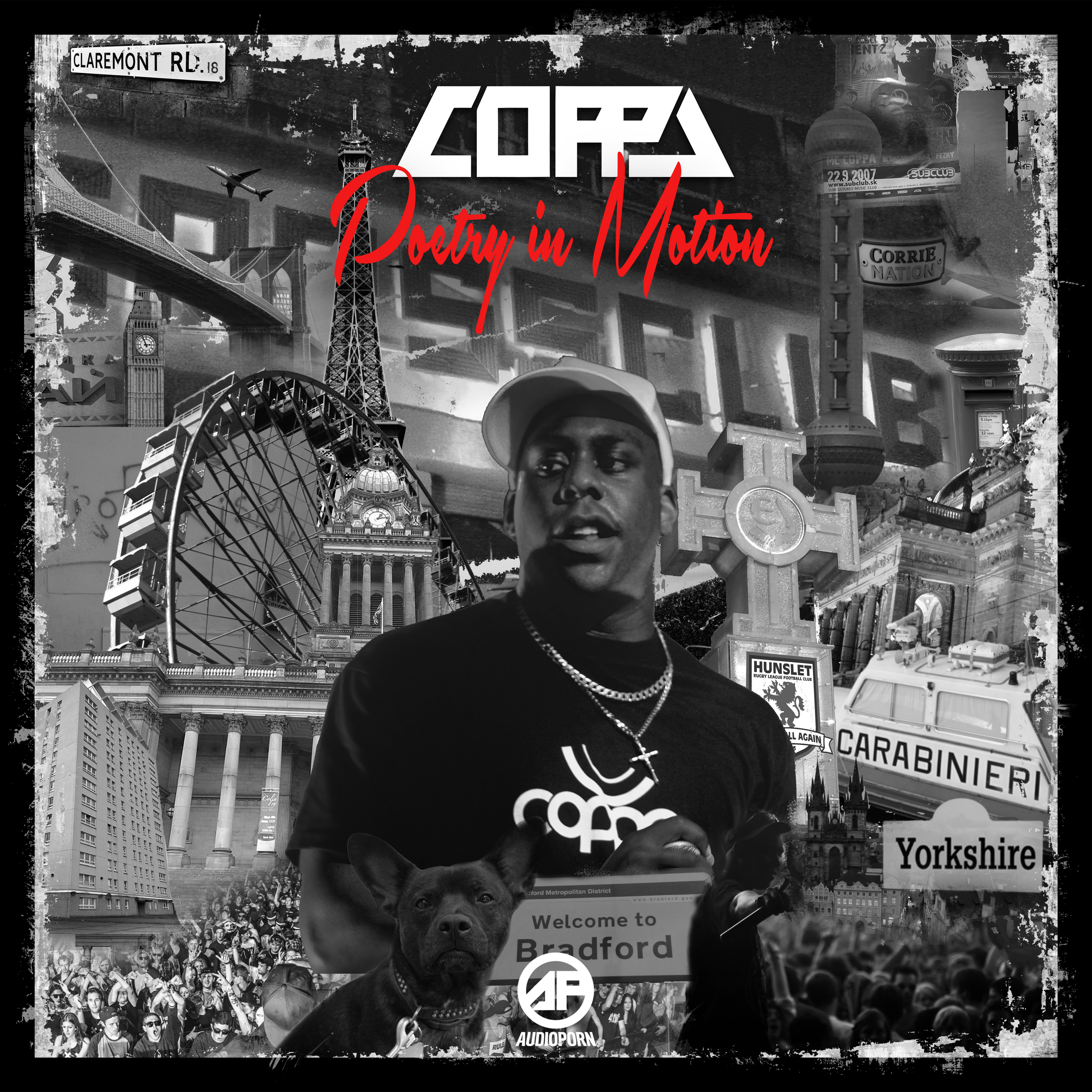 COPPA - POETRY IN MOTION LP [APORNP005]